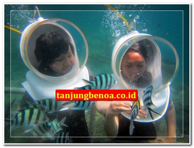 Seawalker Tanjung Benoa Bali
