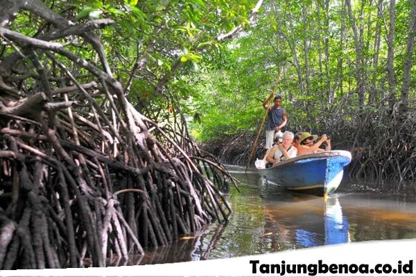 Objek Wisata Tanjung Benoa