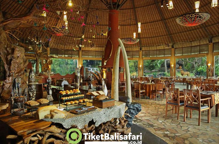 Tsavo Lion Restaurant
