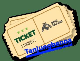 Tiket Bali Safari Park