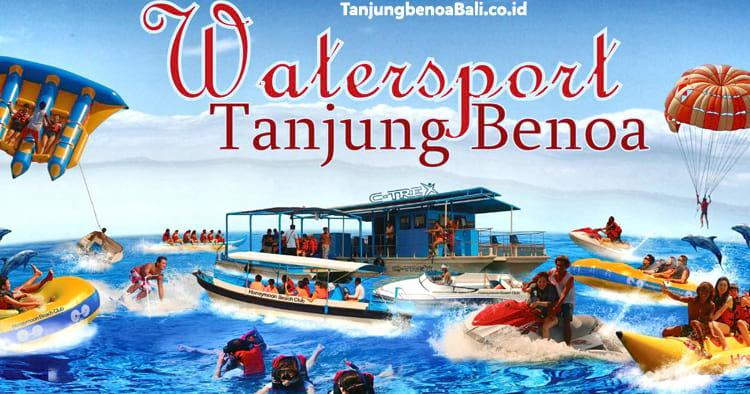 Paket watersport Tanjung Benoa